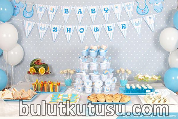 BABY SHOWER PARTİSİ OLMAZSA OLMAZLARI