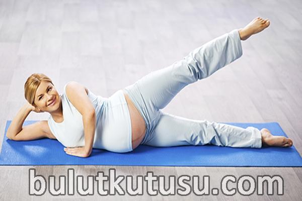Hamilelikte Pilates Yapılması