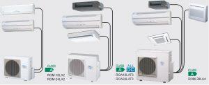 multi klima nedir, multi klima markaları, multi klimaların özellikleri