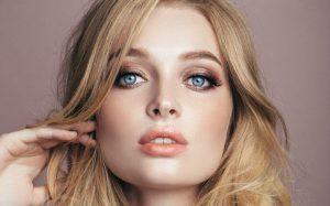 saç rengine göre makyaj, göz rengine göre makyaj, göz rengine göre makyaj yapımı