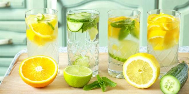 Limonlu Su Zayıflatıyor Mu?