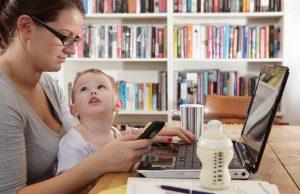çalışan anne, annede suçluluk duygusu, çalışan annede suçluluk duygusu oluşumu