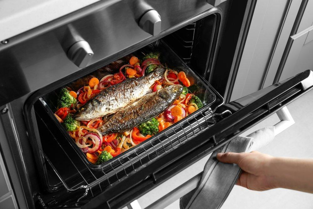 Balığı Daha Sağlıklı Olacak Şekilde Pişirme